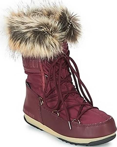 Bordové boty Moon Boot