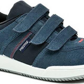Prestige Tenisky M40810 modrá pánská obuv Other