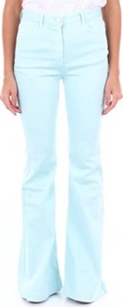 Pto5 Pto5 Kapsáčové kalhoty OA24C1VTWYZ00DEN Modrá