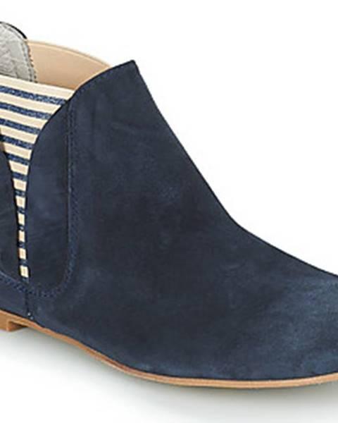 Modré boty Ippon Vintage