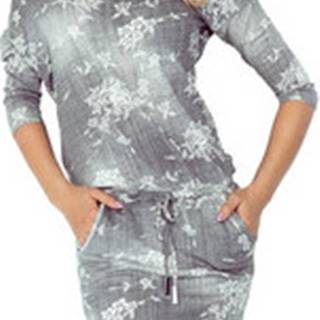 Numoco Krátké šaty Dámské šaty 13-57 ruznobarevne