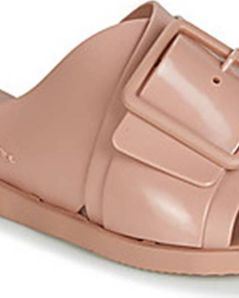 Růžové pantofle ipanema