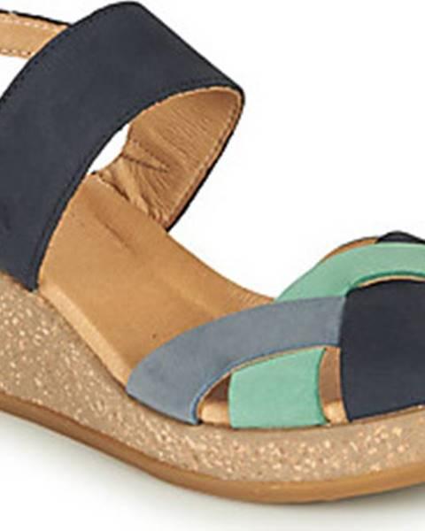 Modré sandály EL NATURALISTA
