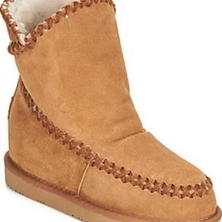 Gioseppo Kotníkové boty 42114 Hnědá