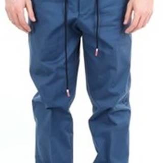 Pt Torino Oblekové kalhoty MP45COAS1PZ00KLT Modrá