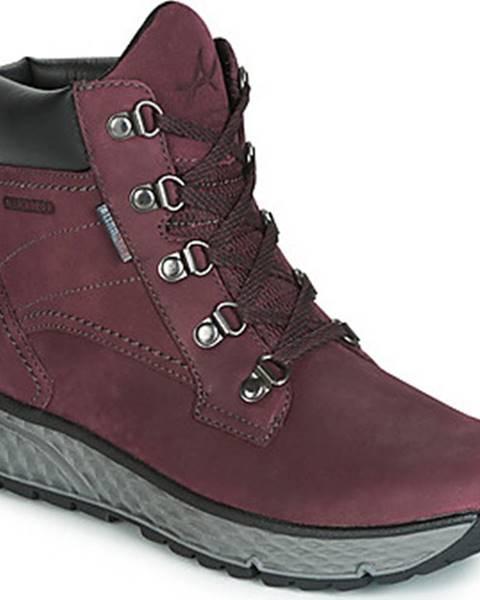 Bordové boty Allrounder by Mephisto