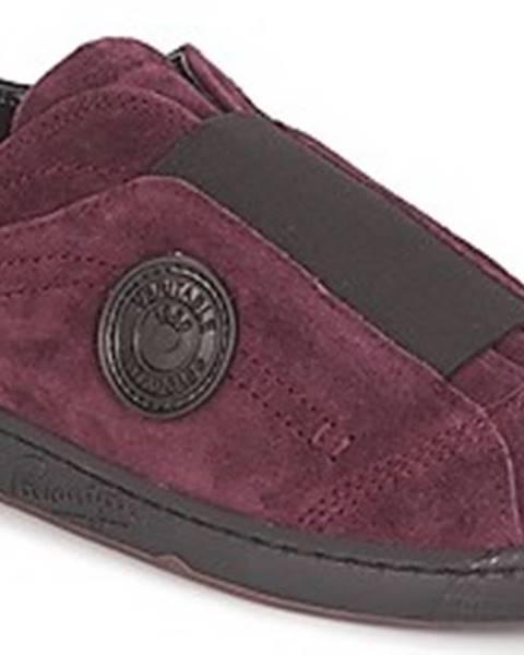 Fialové boty Pataugas