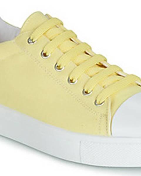 Žluté tenisky André