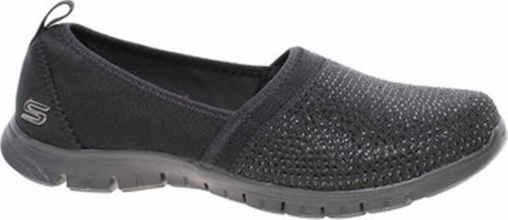 Skechers Skechers Street boty Ez Flex Renew - Shimmer Show black Černá