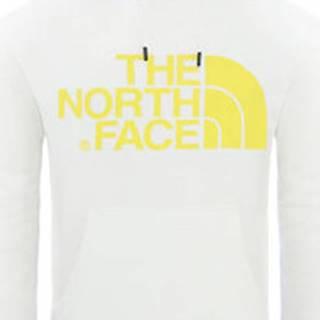 The North Face Mikiny Standard Hoodie Bílá