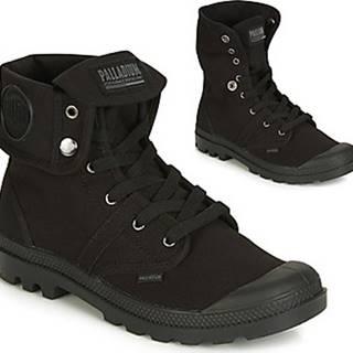 Palladium Kotníkové boty PALLABROUSE BAGGY Černá