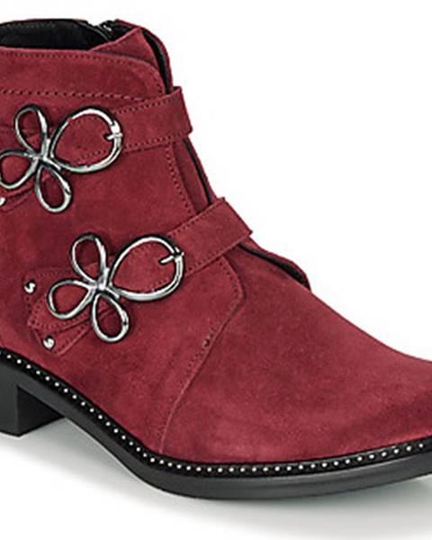 Bordové boty Regard