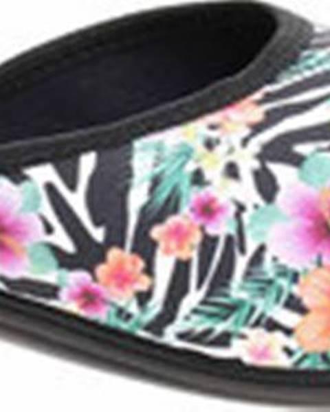 Jiná barva pantofle Rejnok Dovoz