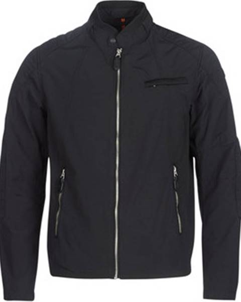 Černá bunda Schott