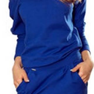 Numoco Krátké šaty Dámské šaty 189-2 ruznobarevne