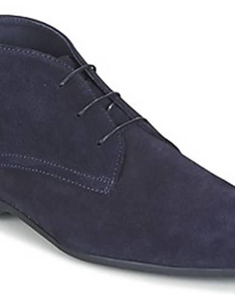 Modré boty Carlington