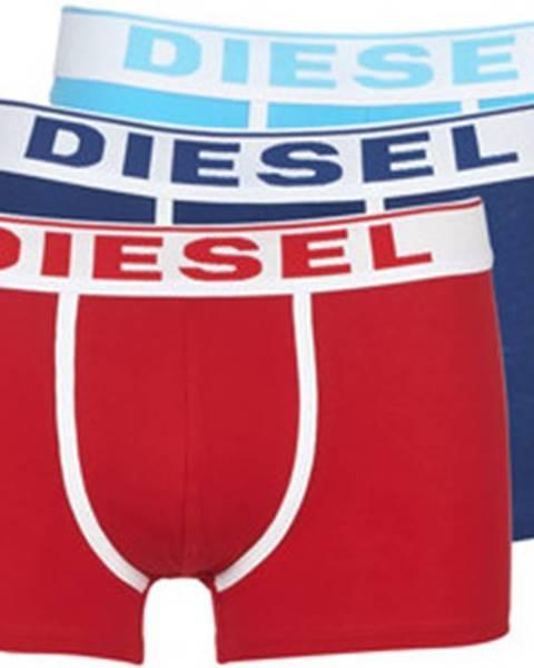 Červené spodní prádlo Diesel