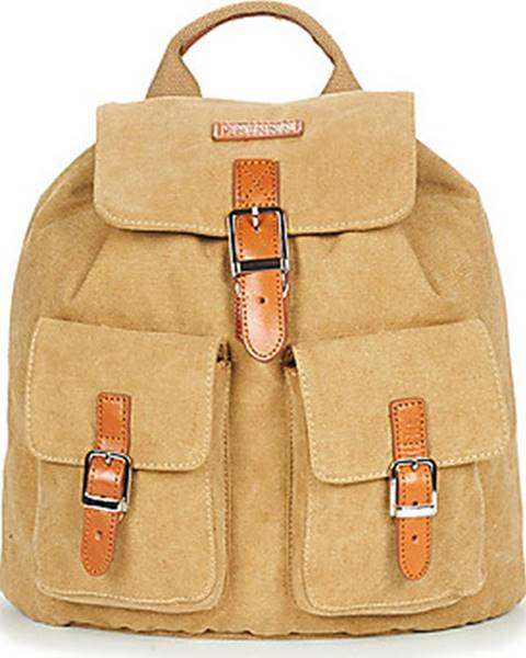 Béžový batoh Katana