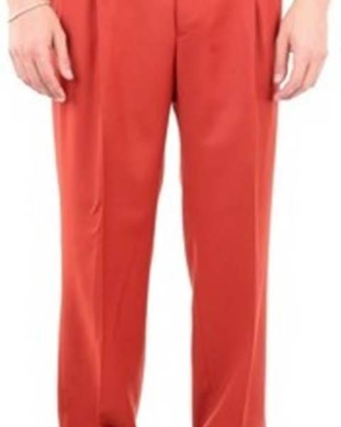 Červené kalhoty Pto5