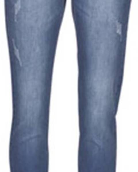 Modré kalhoty Cream