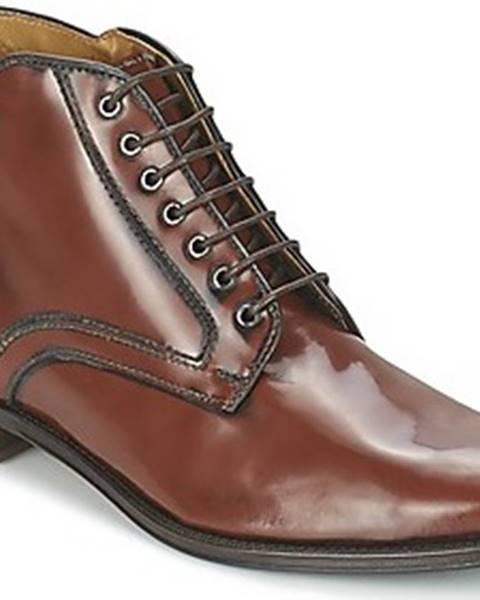 Hnědé boty Fericelli