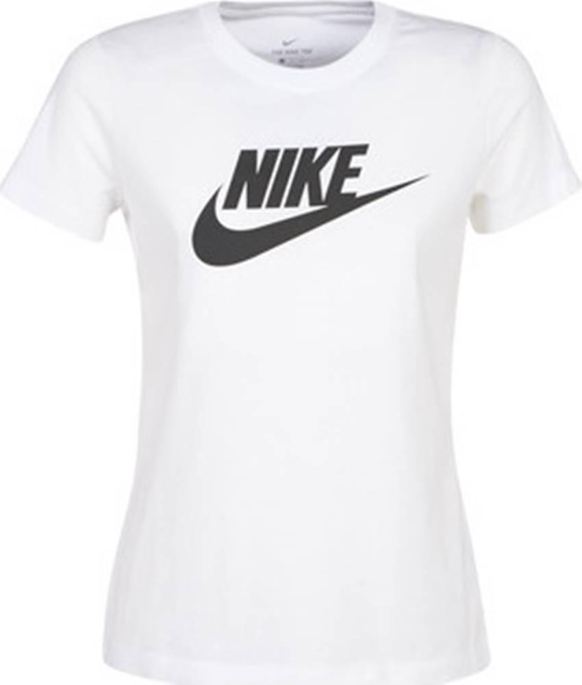 nike Nike Trička s krátkým rukávem NIKE SPORTSWEAR Bílá