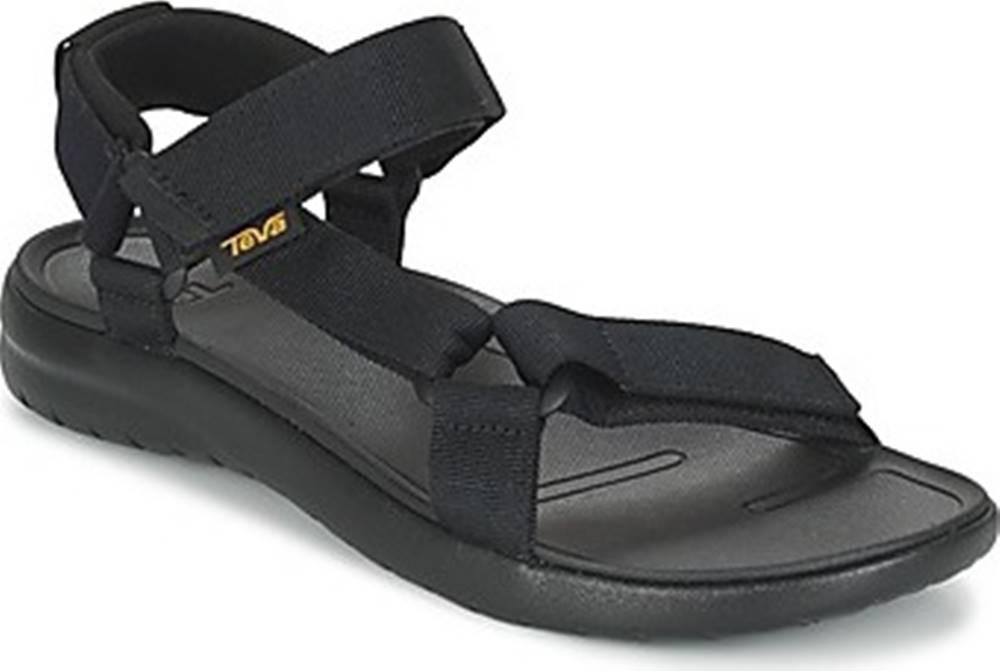 teva Teva Sandály SANBORN UNIVERSAL Černá