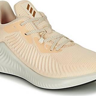 adidas Tenisky ALPHABOUNCE+ W Béžová