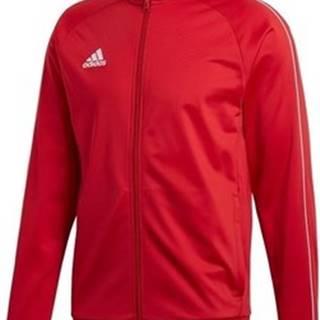adidas Teplákové bundy CORE18 Červená