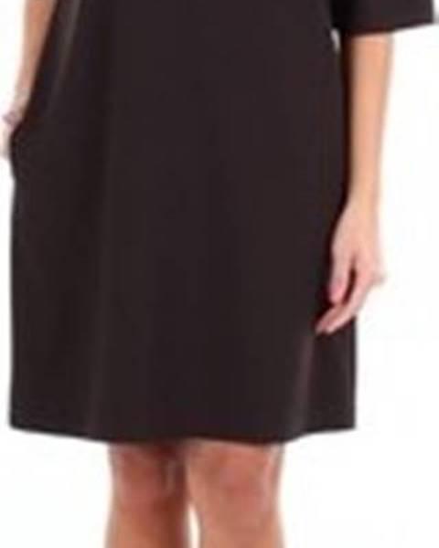 Černé šaty Moschino