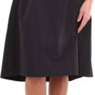 Cappellini Krátké sukně M0528006953 Černá