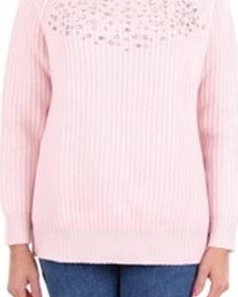 Růžový svetr Be Blumarine