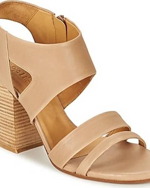 Béžové sandály Coclico