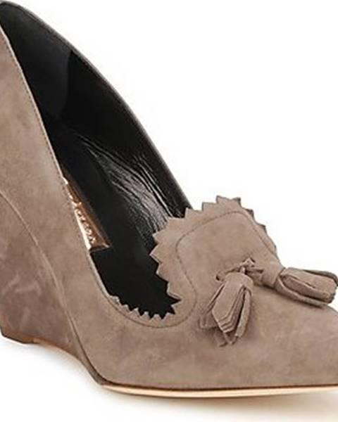 Hnědé boty Rupert Sanderson