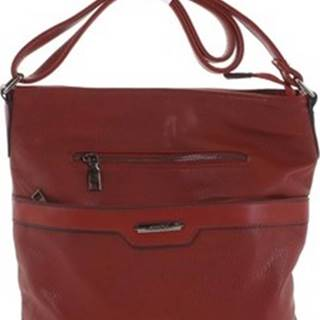 Romina Co. Bags Malé kabelky Dámská crossbody kabelka tmavě červená - Romina Elmina Červená