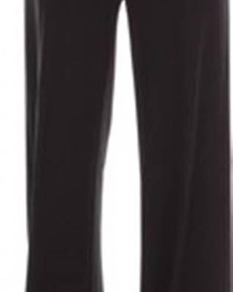 Černé kalhoty Anna Rachele