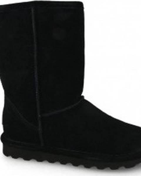 Černé boty Bearpaw