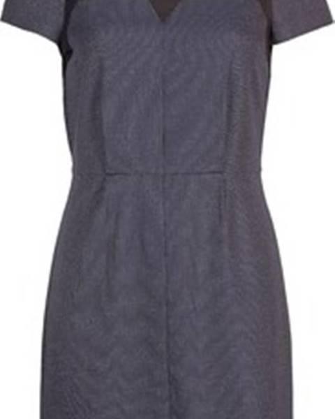 Modré šaty Kookai