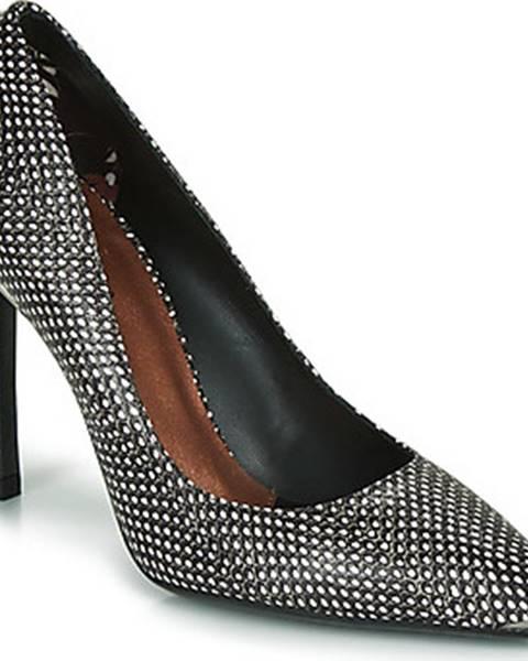 Černé boty ted baker