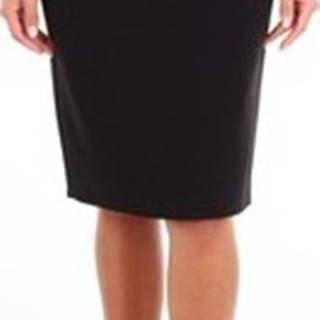 Moschino Krátké sukně A01040824 Černá