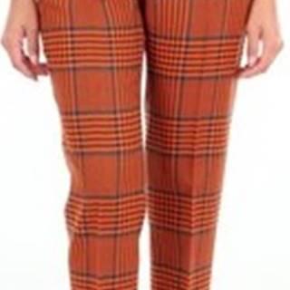 Pto5 Kapsáčové kalhoty BT50VSANZ00STD Oranžová