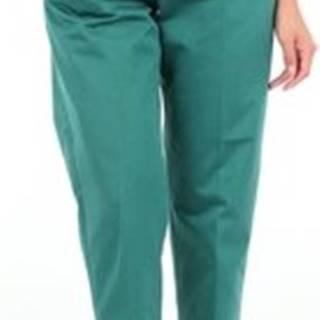 Pto5 Kapsáčové kalhoty NU10VLG0B00STD Zelená