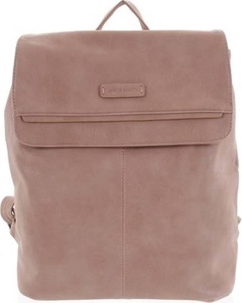 ENRICO BENETTI Enrico Benetti Batohy Dámský stylový batoh růžový - Neneke Růžová