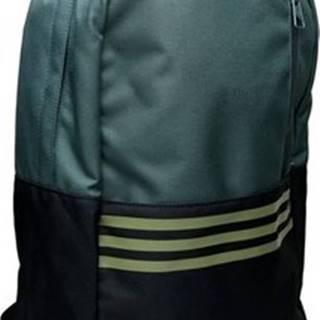 adidas Batohy Plecak Versatile 3-stripes AY5122 Zelená