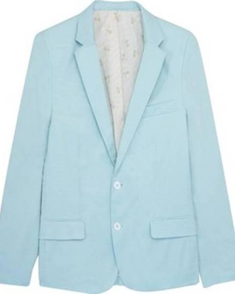 Zelená bunda Cavalier Bleu