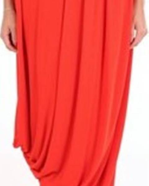 Červená sukně Marni