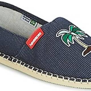 Havaianas Espadrilky ORIGINE FUN Modrá