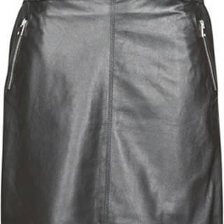 Oakwood Krátké sukně ANGIE Černá