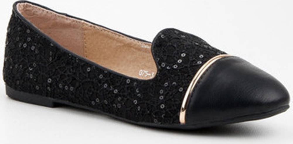 Top Shoes Baleríny Luxusní ...