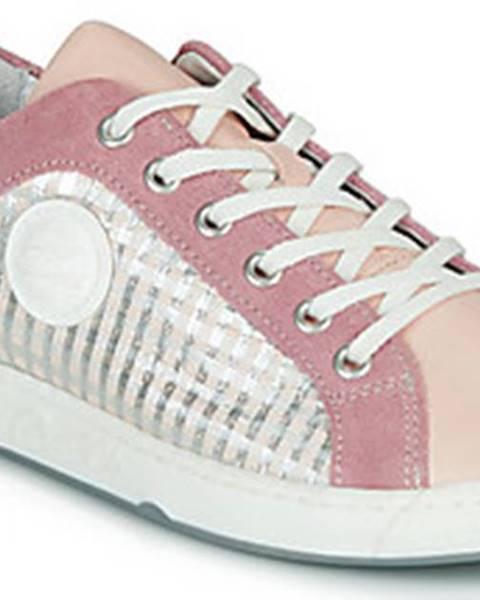 Růžové tenisky Pataugas